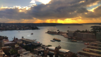 Sydney Opera House with Harbor 4K