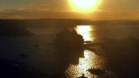 sydney opera house sunrise 4k