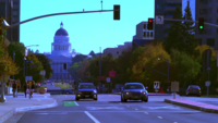 sacramento capital edificio 4k
