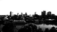 Skyline de Sacramento 4K