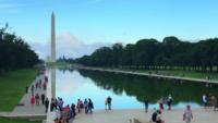 Washington Monument Reflecting Pool 4K