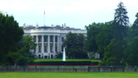 Tight-shot-of-white-house-4k