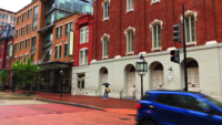 Fords Theater in Washington DC 4K