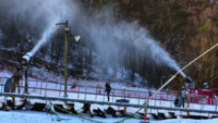 Snow Blowers in Gatlinburg 4K