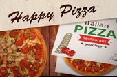 After Effects Template Pizza Pizzaria Restaurant
