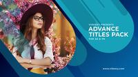 Advance Titles Premiere Mogrt Template 11