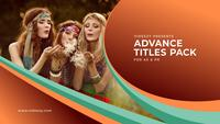 Advance Titles Premiere Mogrt Template 15
