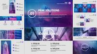 Modern Corporate Slideshow After Effects Template