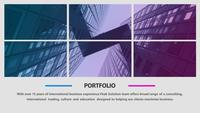 Modern Corporate Slideshow Premiere Mogrt Template 09