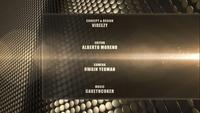 Awards Show Closing Credits Mogrt Template