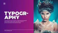 Modern Typography Title After Effects Template 19