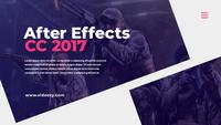 Títulos Modernos de Tipografia After Effects Template 34
