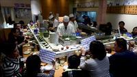 Restaurant de sushi