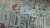 1 tot 5 op kranten