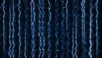 4k Dynamiska vertikala partikellinjeströmmar