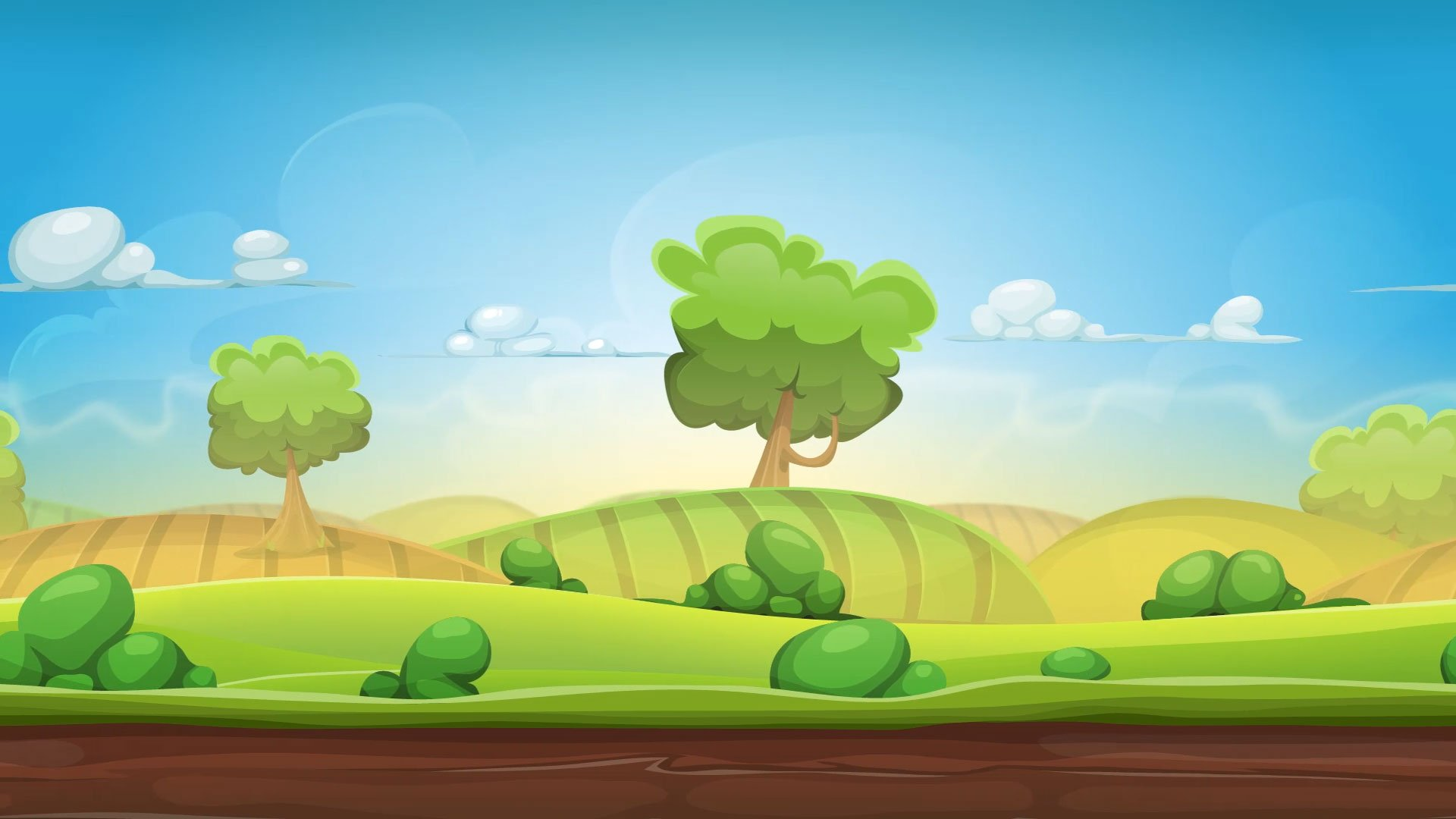 Cartoon Country Landscape Animation Loop Free Hd Video Clips Stock Video Footage At Videezy Cartoon low poly landscape scene. cartoon country landscape animation loop