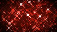 Seamless Abstract Red Cross Particles Background