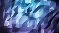 Fondo abstracto bajo polígonos