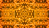 Abstract Kaleidoscope Background Seamless Looping