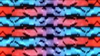 Abstract Electronics Pixels Sliding Background Loop