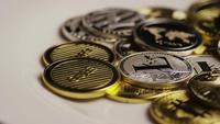 Toma giratoria de Bitcoins (criptomoneda digital) - BITCOIN MIXED 084