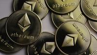 Plano giratorio de Ethereum Bitcoins (criptomoneda digital) - BITCOIN ETHEREUM 0029