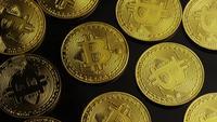 Toma giratoria de Bitcoins (criptomoneda digital) - BITCOIN 0028