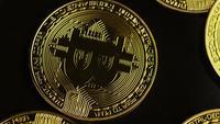 Toma giratoria de Bitcoins (criptomoneda digital) - BITCOIN 0089