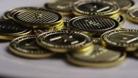 Toma giratoria de Litecoin Bitcoins (criptomoneda digital) - BITCOIN LITECOIN 0080
