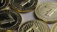 Toma giratoria de Litecoin Bitcoins (criptomoneda digital) - BITCOIN LITECOIN 0012