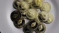 Plan tournant d'Ethereum Bitcoins (crypto-monnaie numérique) - BITCOIN ETHEREUM 0080