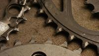 Tiro cinemático, rotativo de engrenagens - GEARS 039