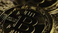 Plan tournant de Bitcoins (crypto-monnaie numérique) - BITCOIN 0399