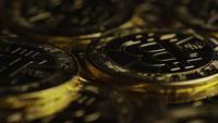 Plan tournant de Bitcoins (crypto-monnaie numérique) - BITCOIN 0325