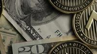 Disparo giratorio de Bitcoins (criptomoneda digital) - BITCOIN LITECOIN 569