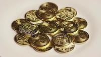 Plan tournant de Bitcoins (crypto-monnaie numérique) - BITCOIN MONERO 101