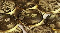Plan tournant de Bitcoins (crypto-monnaie numérique) - BITCOIN MONERO 106