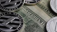 Toma giratoria de Bitcoins (criptomoneda digital) - BITCOIN LITECOIN 611
