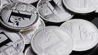 Disparo giratorio de Bitcoins (criptomoneda digital) - BITCOIN LITECOIN 484