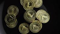 Disparo giratorio de Bitcoins (criptomoneda digital) - BITCOIN LITECOIN 340