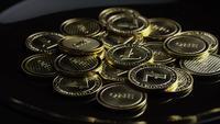 Disparo giratorio de Bitcoins (criptomoneda digital) - BITCOIN LITECOIN 326