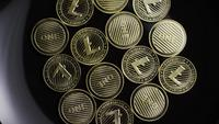 Disparo giratorio de Bitcoins (criptomoneda digital) - BITCOIN LITECOIN 268