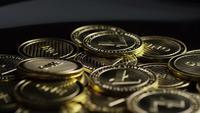 Plan tournant de Bitcoins (crypto-monnaie numérique) - BITCOIN LITECOIN 331