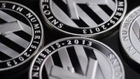 Disparo giratorio de Bitcoins (criptomoneda digital) - BITCOIN LITECOIN 400