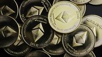 Plano giratorio de Bitcoins (criptomoneda digital) - BITCOIN ETHEREUM 134