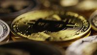 Disparo giratorio de Bitcoins (criptomoneda digital) - BITCOIN MIXED 041
