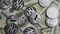 Plan tournant de Bitcoins (crypto-monnaie numérique) - BITCOIN LITECOIN 656