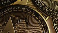 Plan tournant de Bitcoins (crypto-monnaie numérique) - BITCOIN MONERO 055
