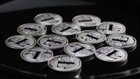 Disparo giratorio de Bitcoins (criptomoneda digital) - BITCOIN LITECOIN 458