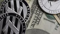 Roterande skott av Bitcoins (Digital Cryptocurrency) - BITCOIN LITECOIN 598